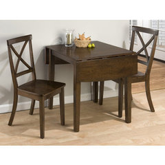 Buy Jofran Taylor Cherry 3 Piece 30x30 Dining Room Set on sale online
