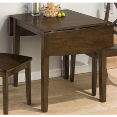 Buy Jofran Taylor Cherry 30x30 Double Drop Leaf Dining Table on sale online