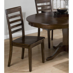 Buy Jofran Taylor Cherry Slat Ladderback Side Chair on sale online