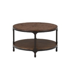 Buy Jofran Urban Nature 32x32 Round Cocktail Table on sale online
