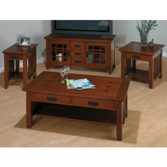 Buy Jofran Viejo 4 Piece Occasional Table Set on sale online