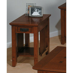 Buy Jofran Viejo 24x16 Chairside Table on sale online