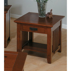 Buy Jofran Viejo 26x24 End Table on sale online