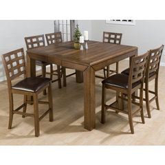Buy Jofran Wenatchee Falls 7 Piece 54x42 Counter Height Set on sale online