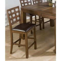 Buy Jofran Wenatchee Falls Giga Gridback Counter Height Stool on sale online