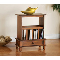 Buy Steve Silver Jordan 22x11 Chairside End Table in Oak on sale online