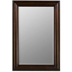 Buy Cooper Classics Julia 36x24 Rectangular Mirror in Tobacco on sale online