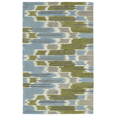 Buy Kaleen Global Inspirations Rectangle Area Rug in Wasabi - GLB02-70 on sale online