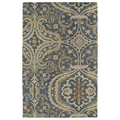 Buy Kaleen Helena Rectangle Area Rug in Pewter - 3206-73 on sale online