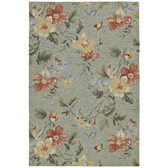 Buy Kaleen Home and Porch Area Rug in Blue - SAINT JULIAN-16 on sale online