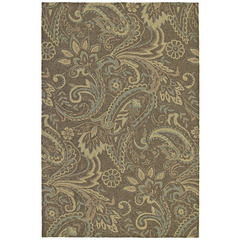 Buy Kaleen Home and Porch Area Rug in Mocha - RIVERS END-19 on sale online