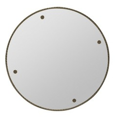 Buy Cooper Classics Keynes Mirror in Anitque Gold on sale online