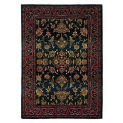 Buy Oriental Weavers Sphinx Kharma Traditional Blue Rug - KHA-836F4 on sale online