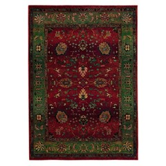 Buy Oriental Weavers Sphinx Kharma Traditional Red Rug - KHA-807C4 on sale online