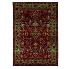 Buy Oriental Weavers Sphinx Kharma Traditional Red Rug - KHA-836C4 on sale online