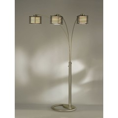 Buy NOVA Lighting Kimura 3-Light Arc Floor Lamp on sale online
