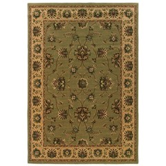 Buy Oriental Weavers Sphinx Knightsbridge Traditional Tan Rug - KNI-212H5 on sale online