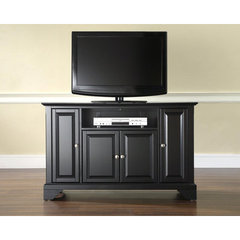 Buy LaFayette 48 Inch TV Stand in Black on sale online
