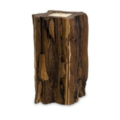 Buy IMAX Worldwide Large Teakwood Candle on sale online