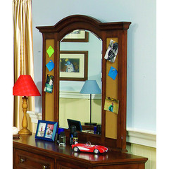 Buy Legacy Classic Kids American Spirit 42x41 Landscape Cork Dresser Mirror on sale online