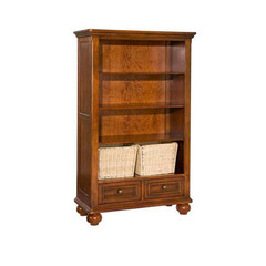 Buy Legacy Classic Kids American Spirit Bookcase w/ 2 Baskets on sale online