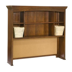 Buy Legacy Classic Kids American Spirit Computer Desk Hutch w/ Corkboard on sale online