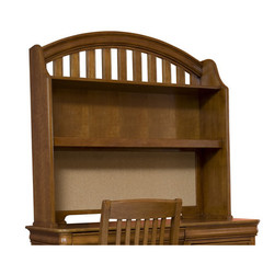Buy Legacy Classic Kids Cinnamon Computer Desk Hutch w/ Corkboard on sale online