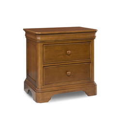 Buy Legacy Classic Kids Cinnamon Nightstand w/ 3 Drawers on sale online