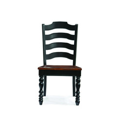 Buy Legacy Classic Furniture Concord Black Ladder Back Side Chair on sale online