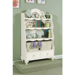Buy Legacy Classic Kids Enchantment Bookcase w/ 2 Baskets and 2 Drawers on sale online