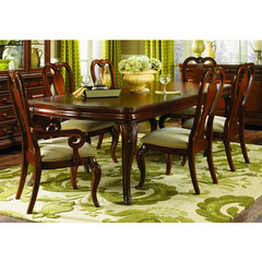 Buy Legacy Classic Furniture Evolution 7 Piece 72x44 Leg Table Dining Room Set on sale online