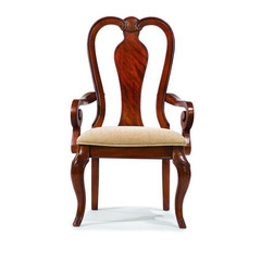Buy Legacy Classic Furniture Evolution Queen Anne Arm Chair on sale online