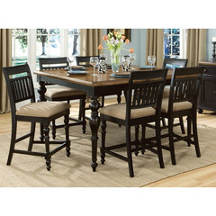 Buy Legacy Classic Furniture Highland Hills 7 Piece 60x42 Pub Table Set on sale online
