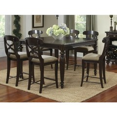 Buy Legacy Classic Furniture Austin Place 7 Piece 56x40 Pub Table Set on sale online
