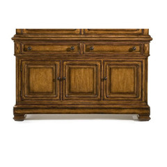 Buy Legacy Classic Furniture Larkspur Buffet w/ 2 Drawers and Wine Rack on sale online
