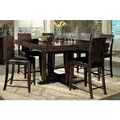 Buy Legacy Classic Furniture Portland 7 Piece 60x40 Rectangular Pub Table Set on sale online