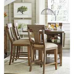 Buy Legacy Classic Furniture River Run 54x54 5 Piece Square Pub Table Set on sale online
