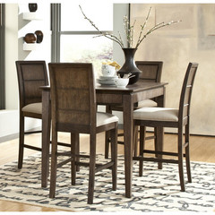Buy Legacy Classic Furniture The Wave 5 Piece 54x36 Pub Table Set on sale online