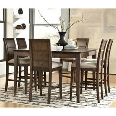 Buy Legacy Classic Furniture The Wave 7 Piece 54x36 Pub Table Set on sale online
