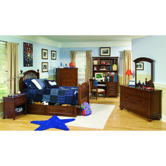 Buy Legacy Classic Kids American Spirit 4 Piece Low Poster Kids Bedroom Set on sale online