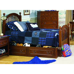 Buy Legacy Classic Kids American Spirit Low Poster Bed on sale online