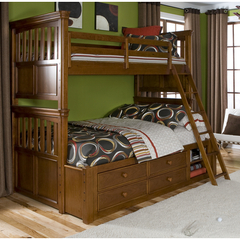 Buy Legacy Classic Kids Cinnamon Bunk Bed on sale online