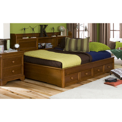 Buy Legacy Classic Kids Cinnamon Storage Lounge Bed on sale online