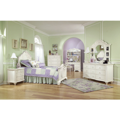 Buy Legacy Classic Kids Enchantment 5 Piece Panel Kids Bedroom Set on sale online