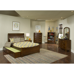 Buy Legacy Classic Kids Newport Beach 4 Piece Sleigh Kids Bedroom Set on sale online