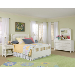 Buy Legacy Classic Kids Olivia 4 Piece Low Poster Kids Bedroom Set on sale online