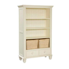 Buy Legacy Classic Kids Summer Breeze Bookcase w/ 2 Adjustable Shelves on sale online