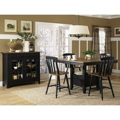 Buy Liberty Furniture Al Fresco II 6 Piece 54x54 Square Counter Height Set on sale online