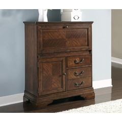 Buy Liberty Furniture Alexandria Computer Cabinet on sale online