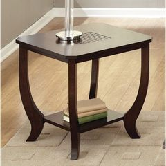 Buy Liberty Furniture Allison 24x24 Square End Table in Cherry on sale online